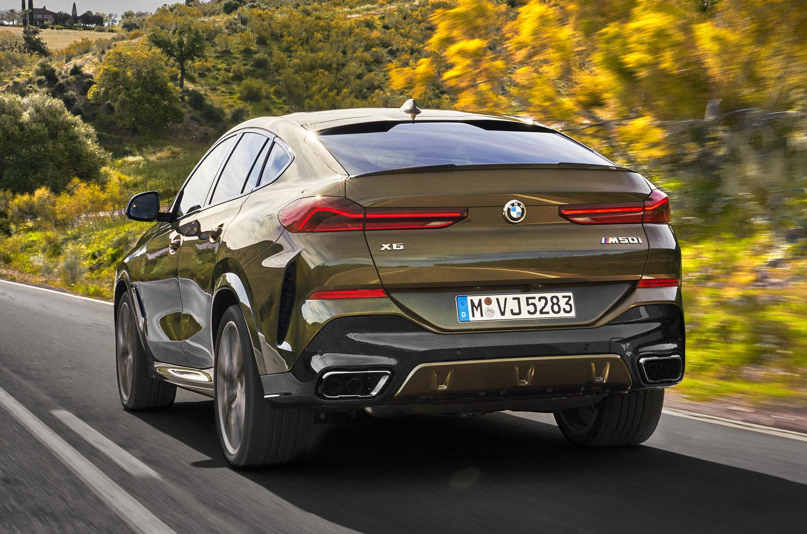 2020 BMW X6 revealed: price, specs and release date | What ...