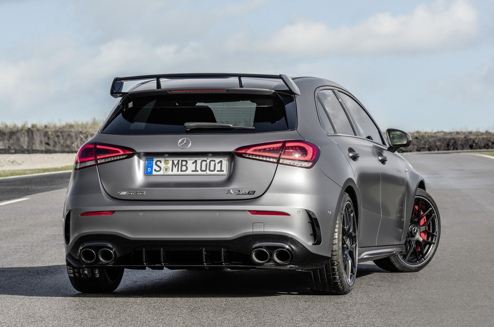 2020 Mercedes Amg A45 Revealed Price Specs And Release Date What