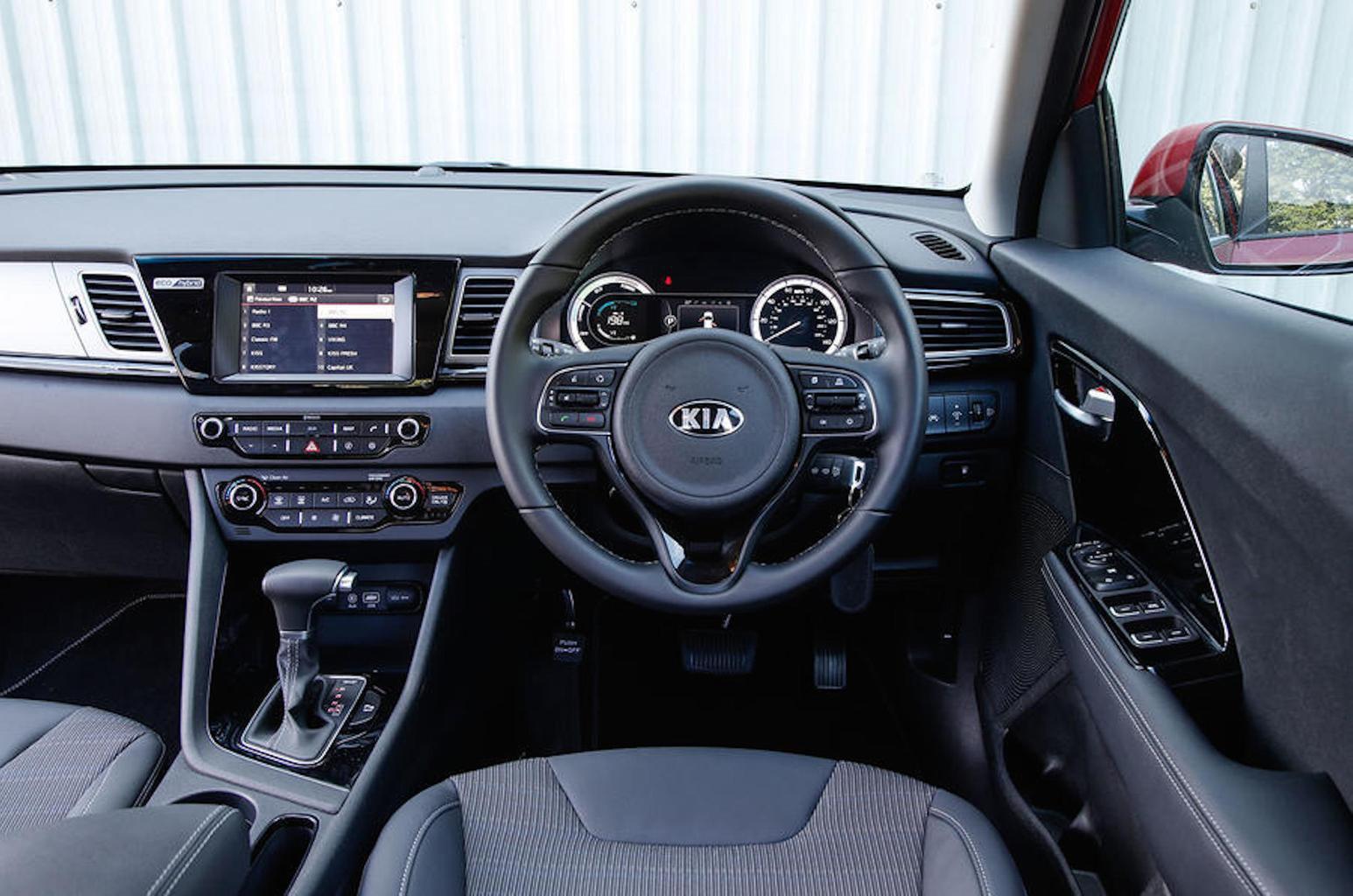 Kia Niro 1.6 GDi 2 DCT - interior