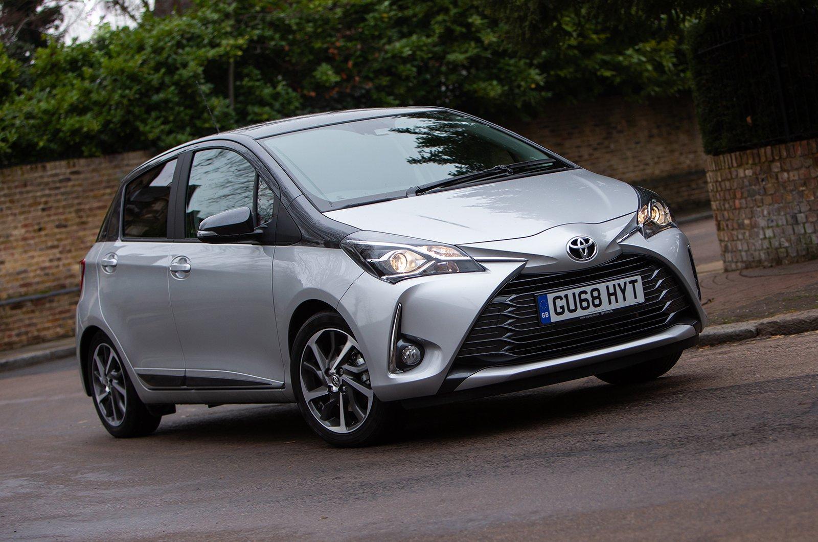 Toyota Yaris 1.5 Hybrid Icon CVT