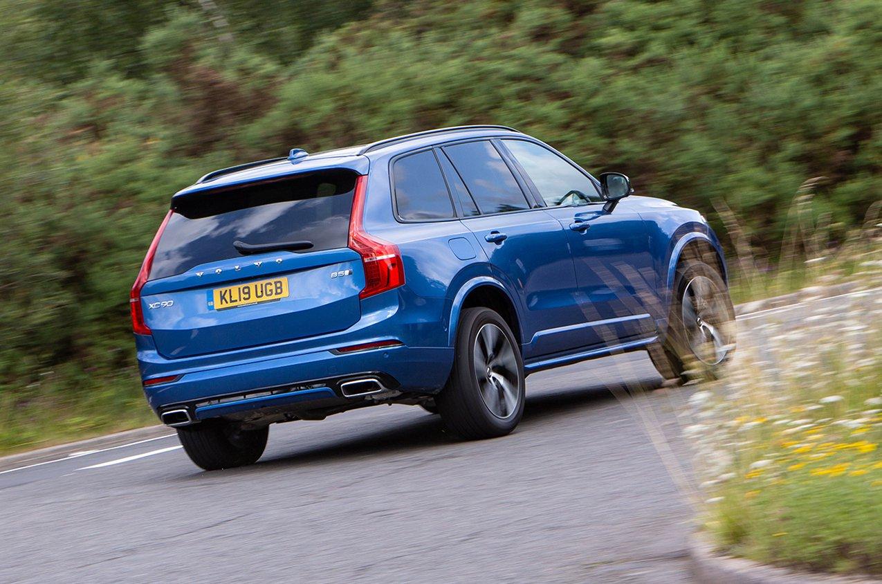 Volvo XC90 B5 verdict