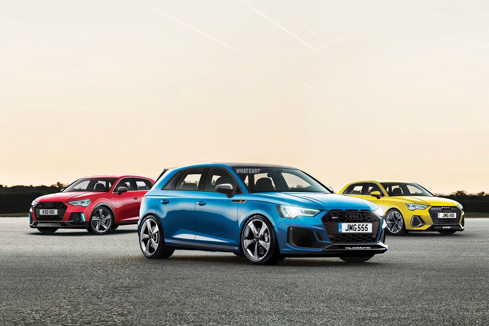 2020 Audi A3 model range