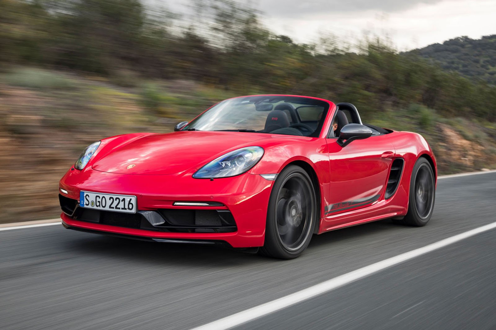 2019 Porsche 718 Boxster T review: price, specs and ...