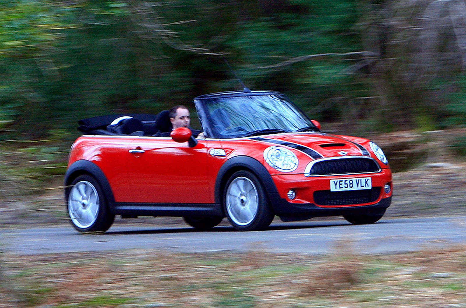 Used Mini Convertible 2009 - 2015