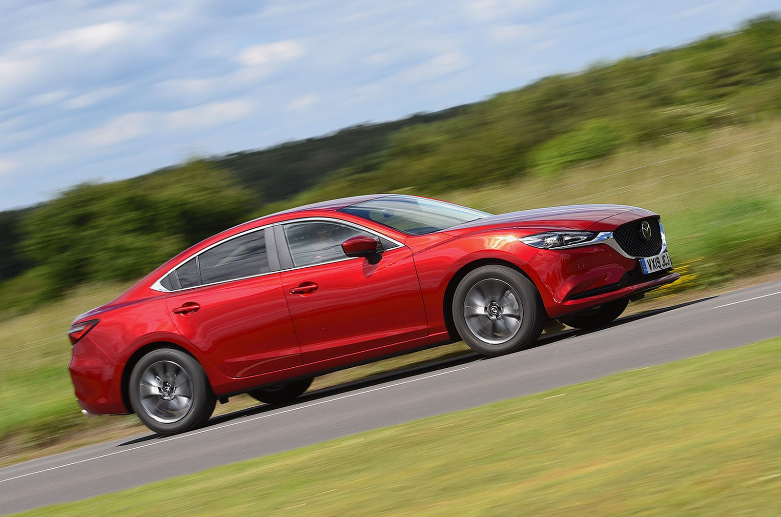 Mazda 6 long-term review