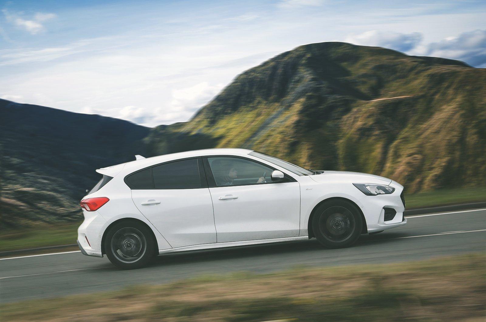 Ford Focus long-termer