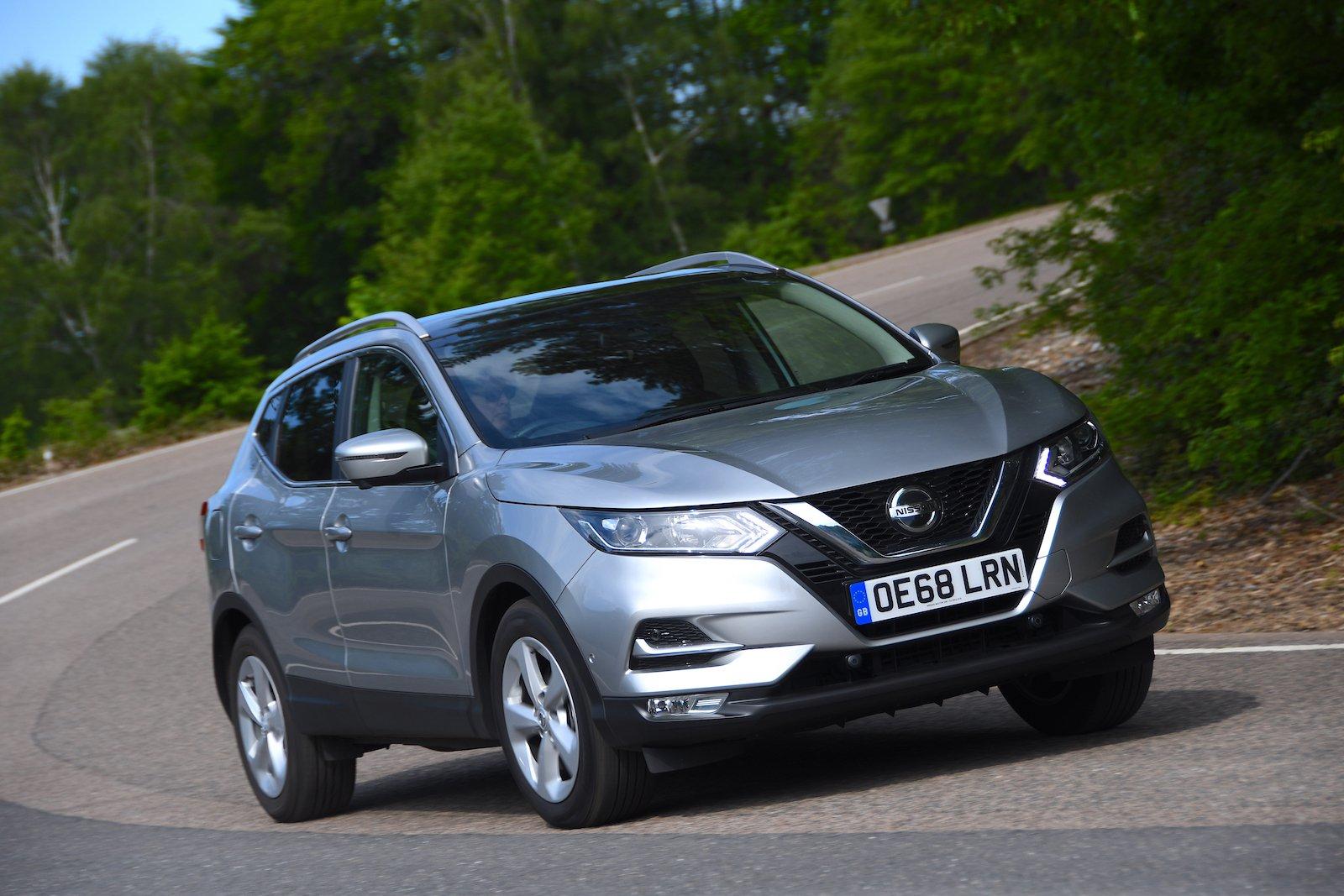 Used Nissan Qashqai long-term test review
