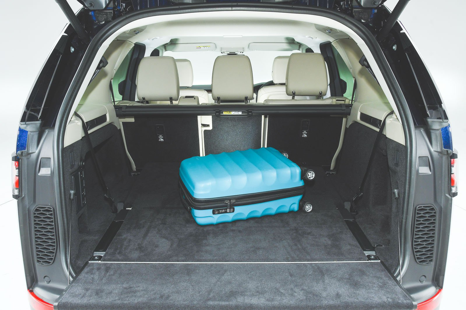 Land Rover Discovery boot