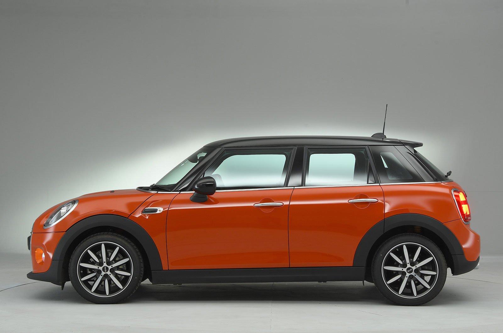Mini hatchback wheels