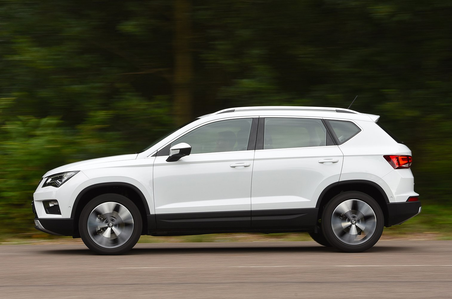 Seat Ateca side