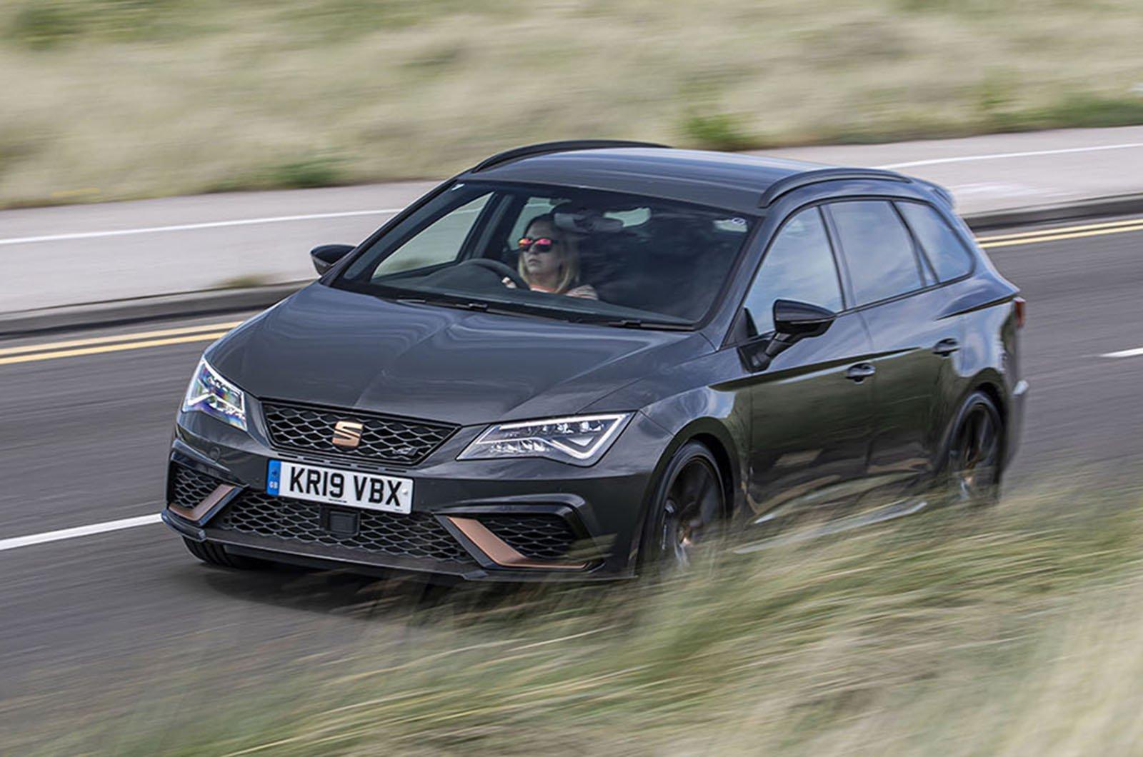 seat leon cupra  estate abt review price specs  release date  car