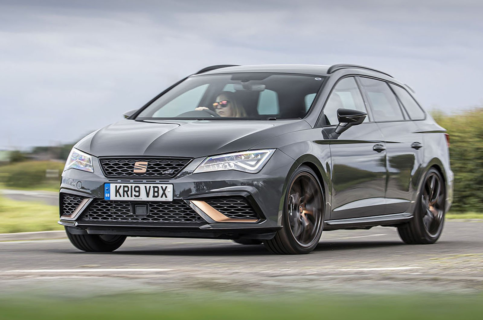 2019 Seat Leon Cupra R Estate ABT review: price, specs and ...