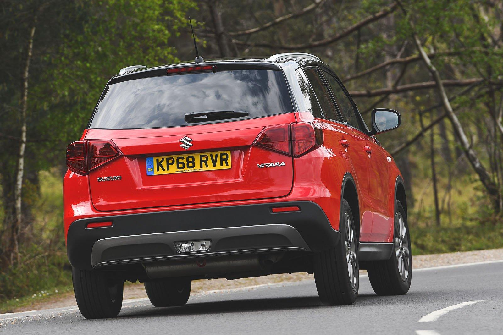 Suzuki Vitara rear