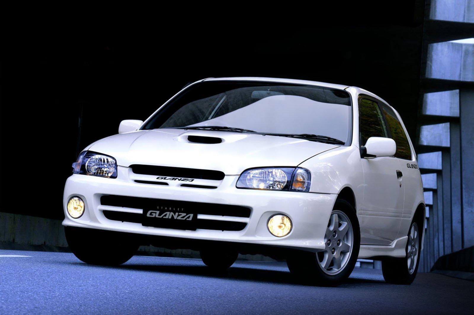 Toyota Starlet