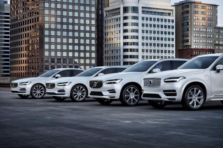 Volvo recalls over 500,000 cars due to fire risk