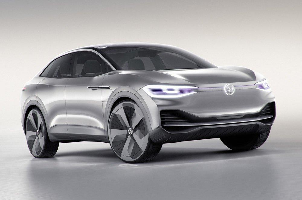 Volkswagen ID concept car concept car