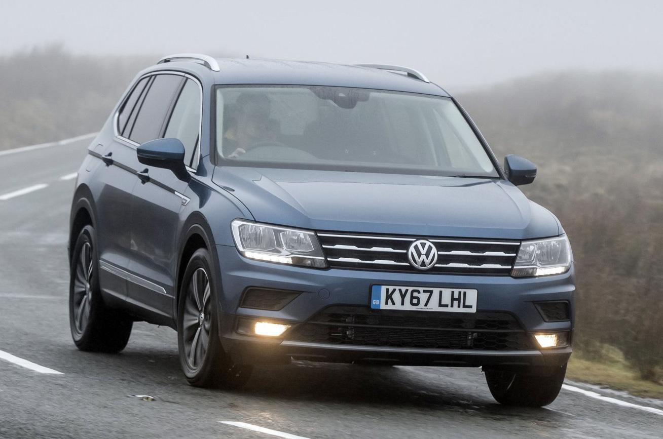 5: Volkswagen Tiguan Allspace