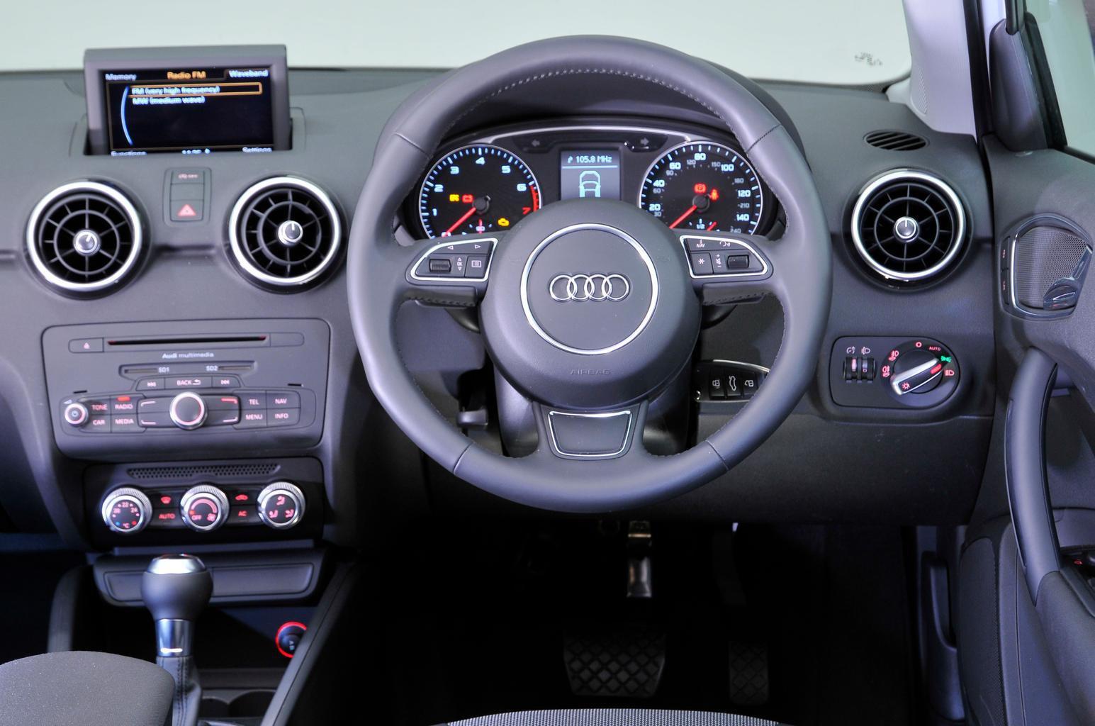 2018 Audi A1 1.4 TFSI Sport auto - interior