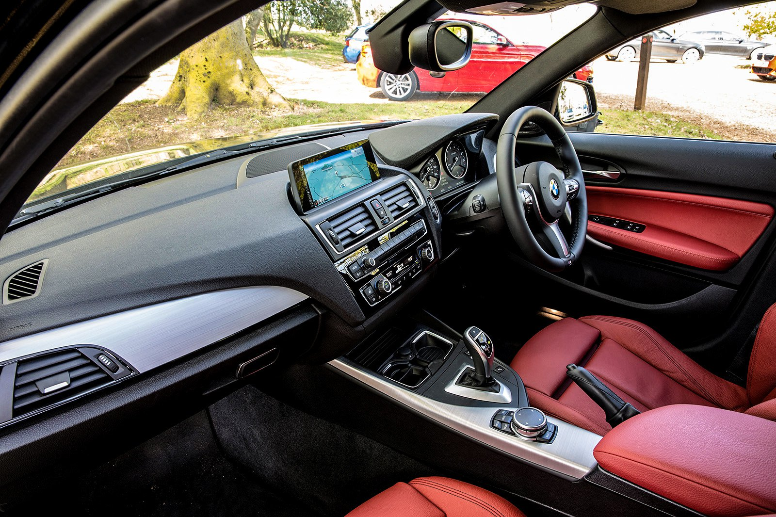 BMW M140i - interior