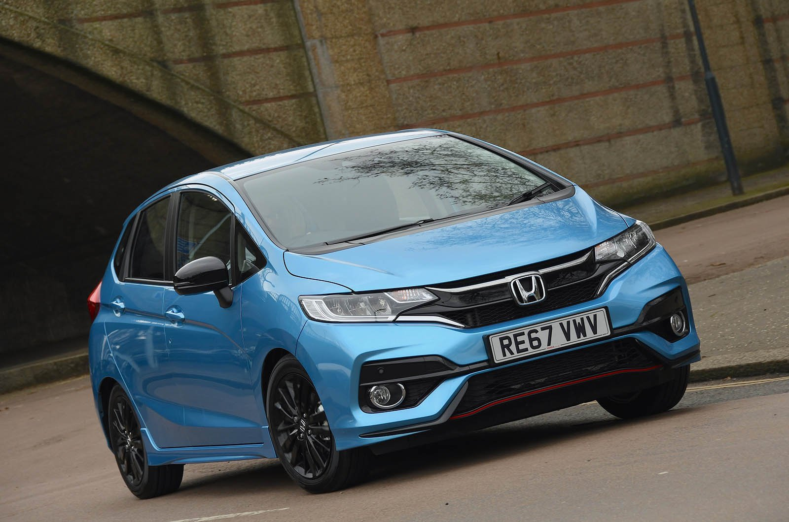 Honda Jazz 1.3 i-VTEC SE CVT auto