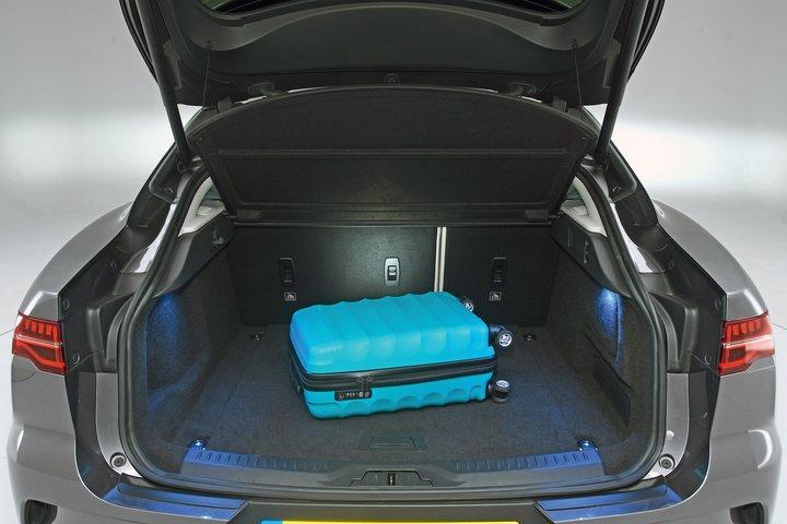 Jaguar I-Pace boot