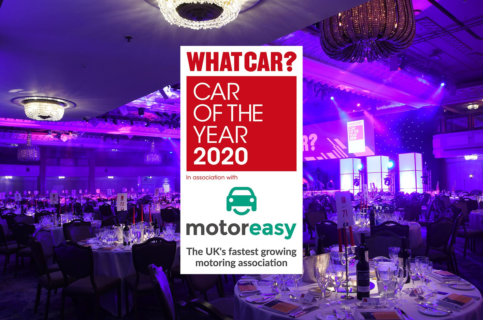 What Car? Car of the Year Awards 2020