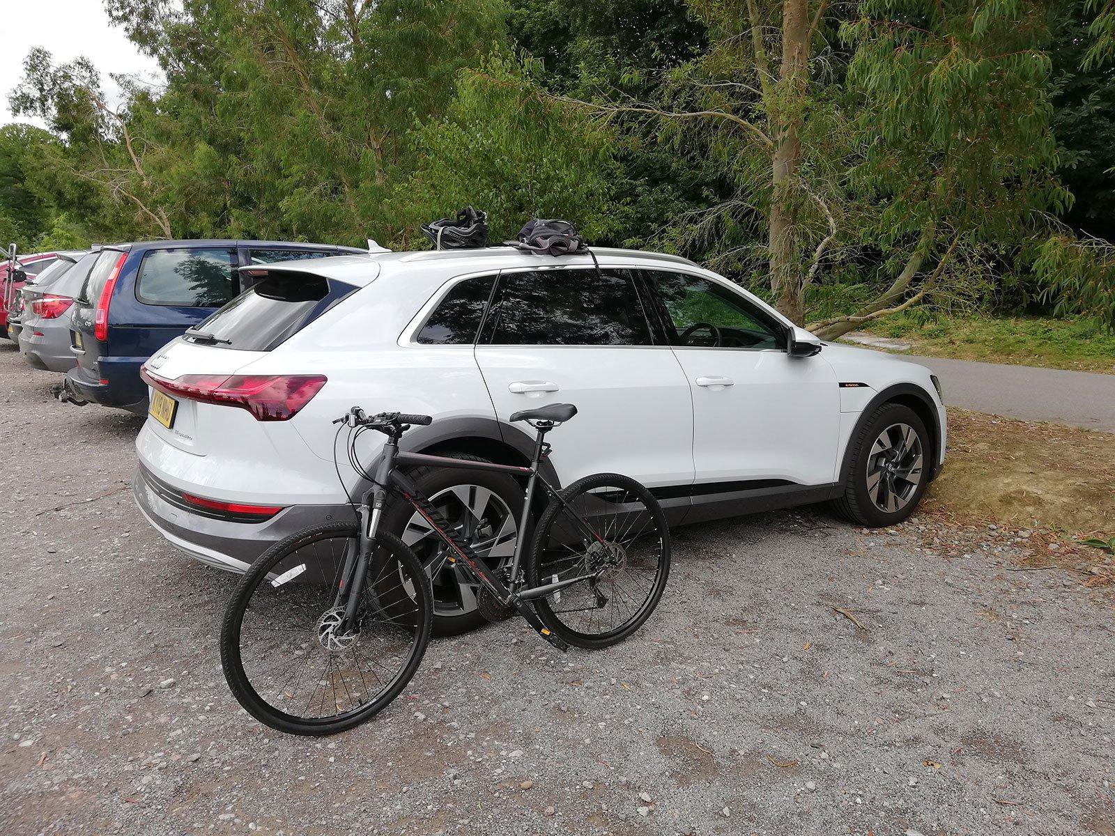 Audi E-tron long term