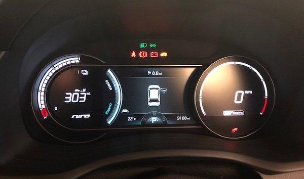 Kia e-Niro 300 mile range