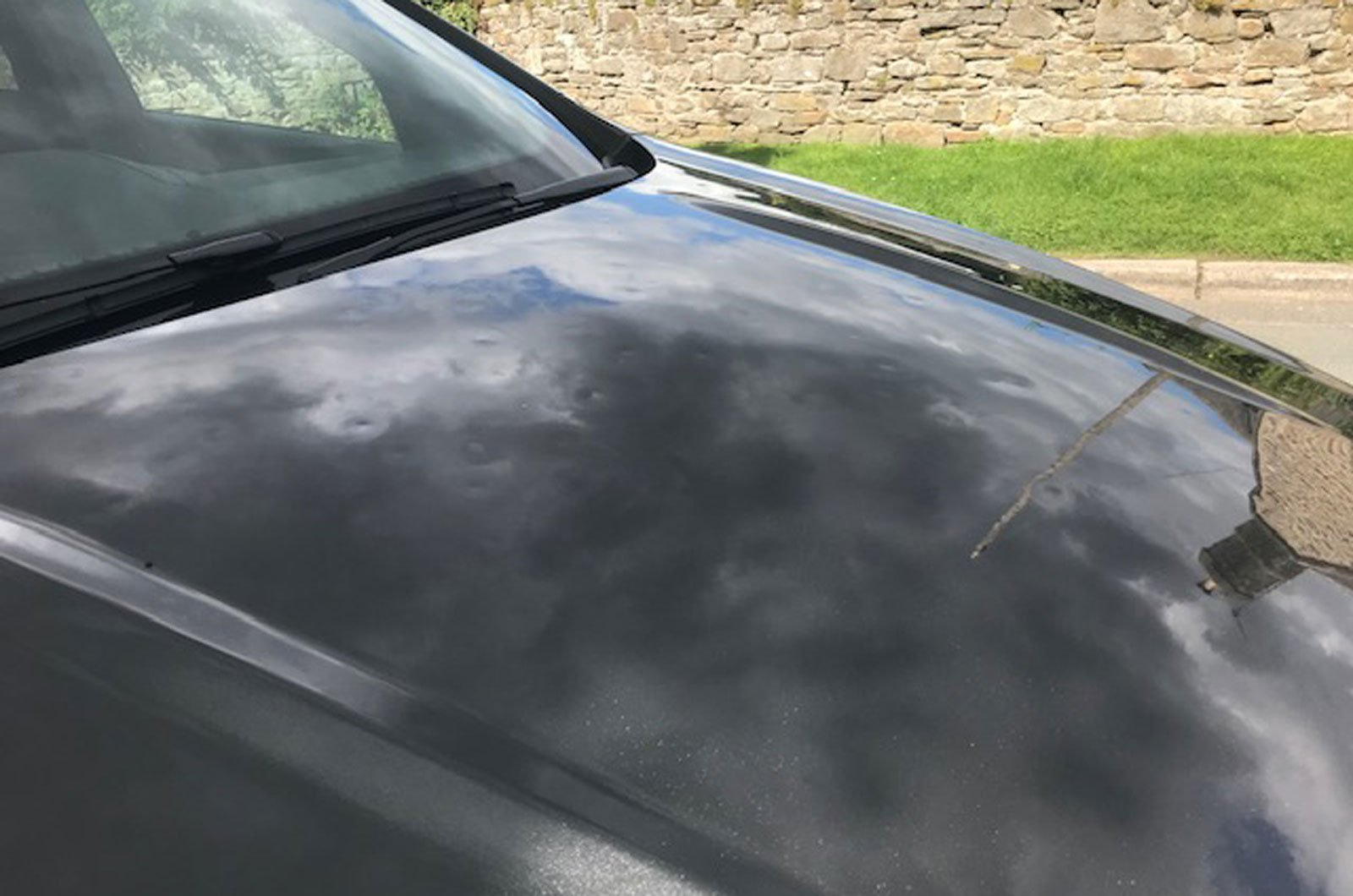 Ford Kuga hail damage