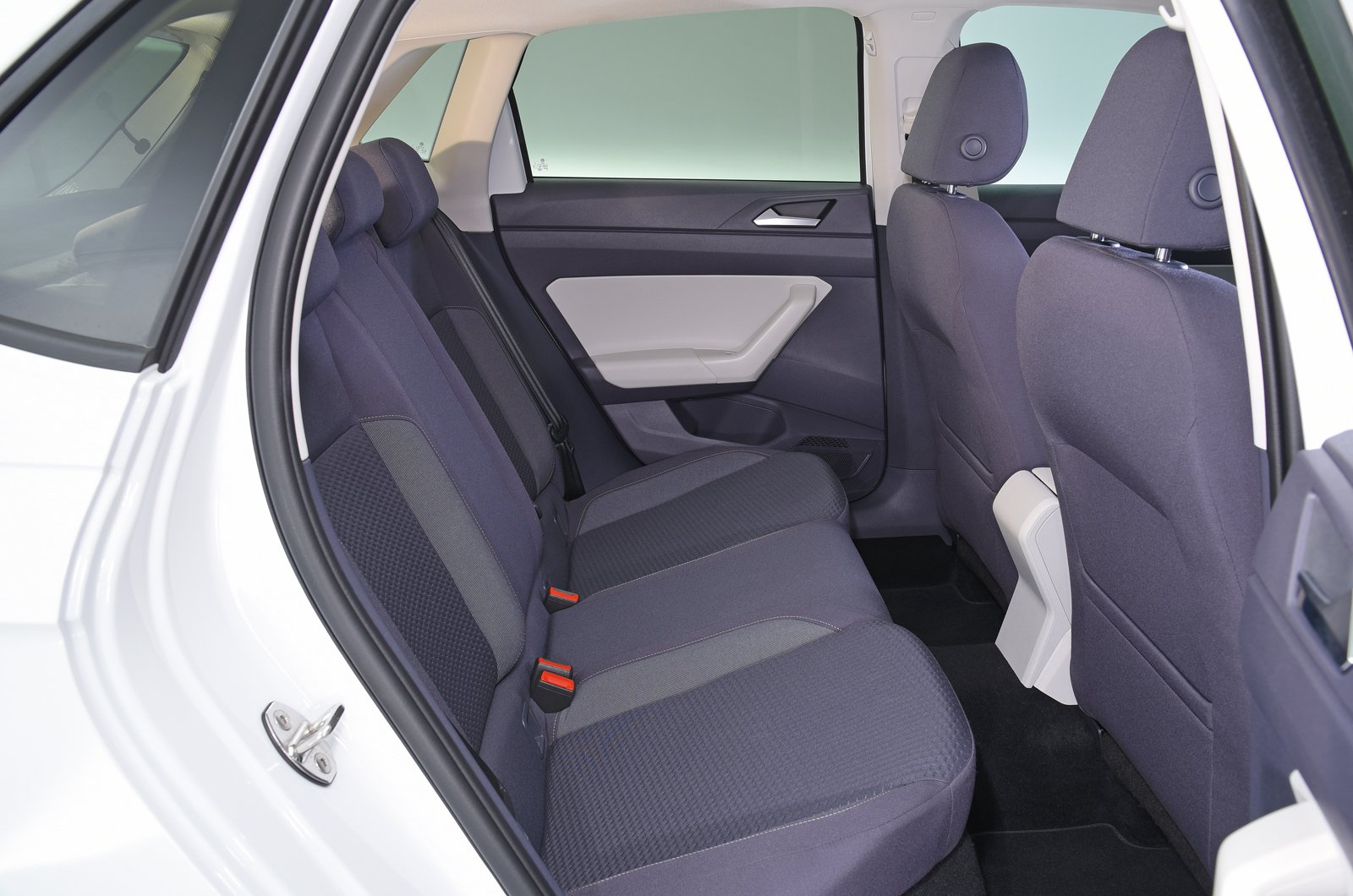 Volkswagen Polo rear seats