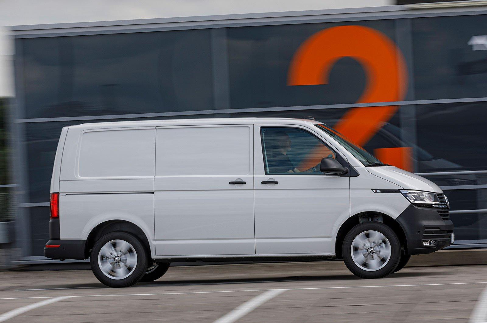 Volkswagen Transporter side