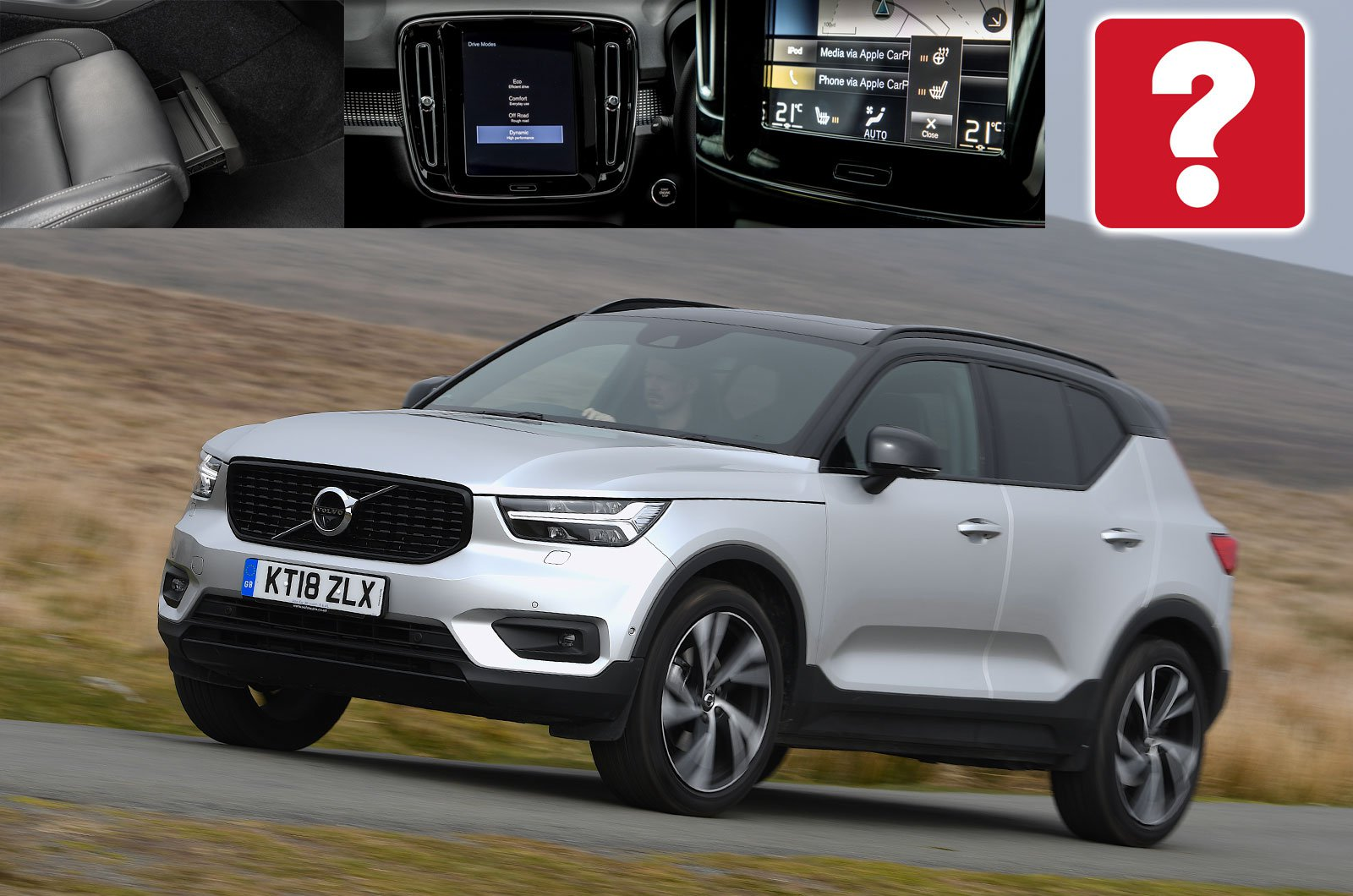 Volvo XC40 spec advice