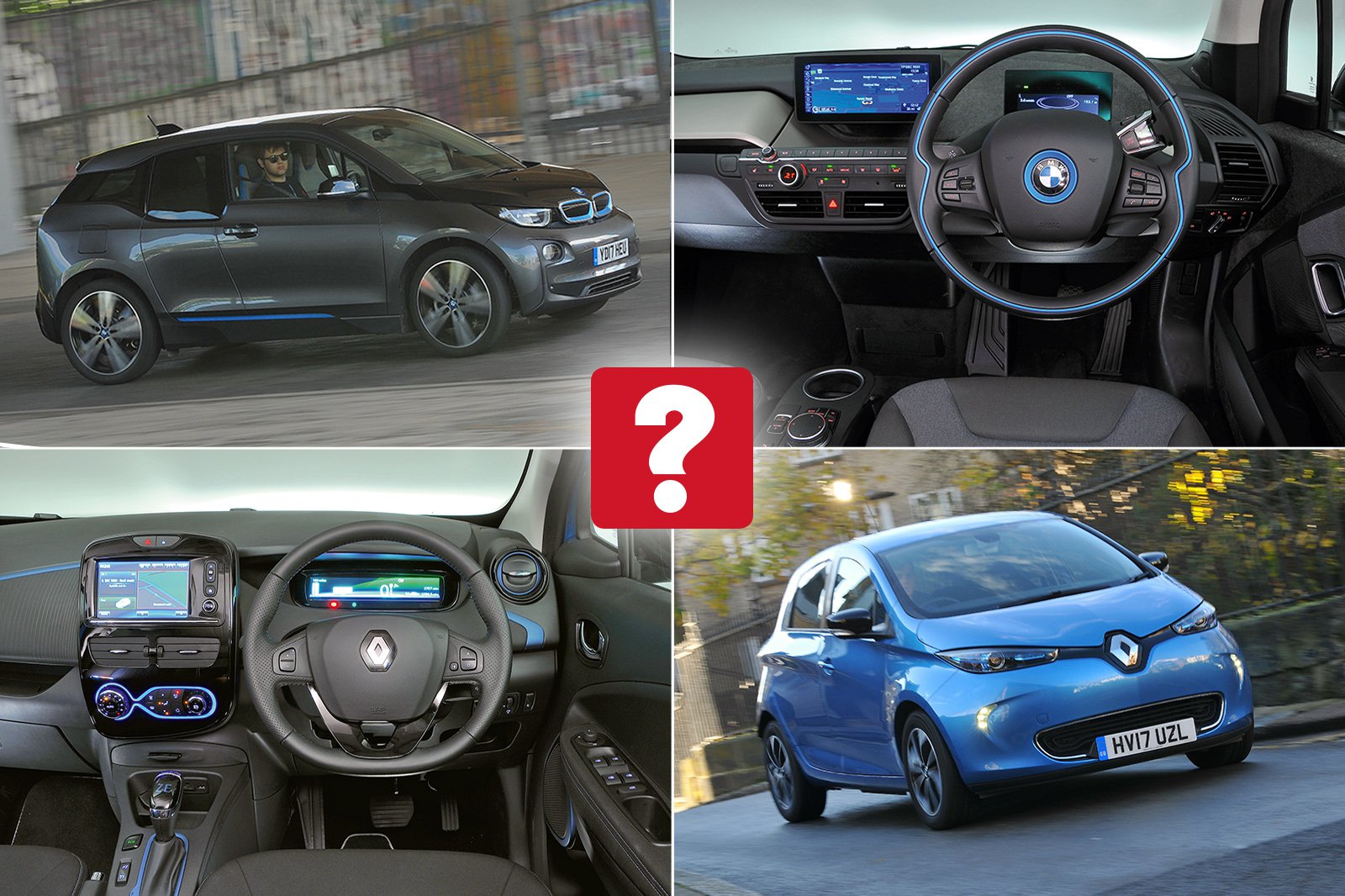 New Renault Zoe vs used BMW i3: which is best?
