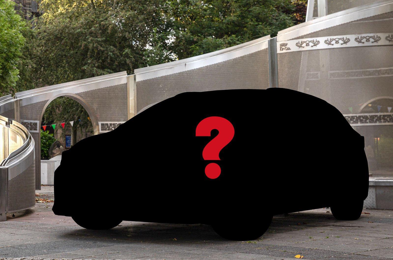 Toyota Corolla silhouette