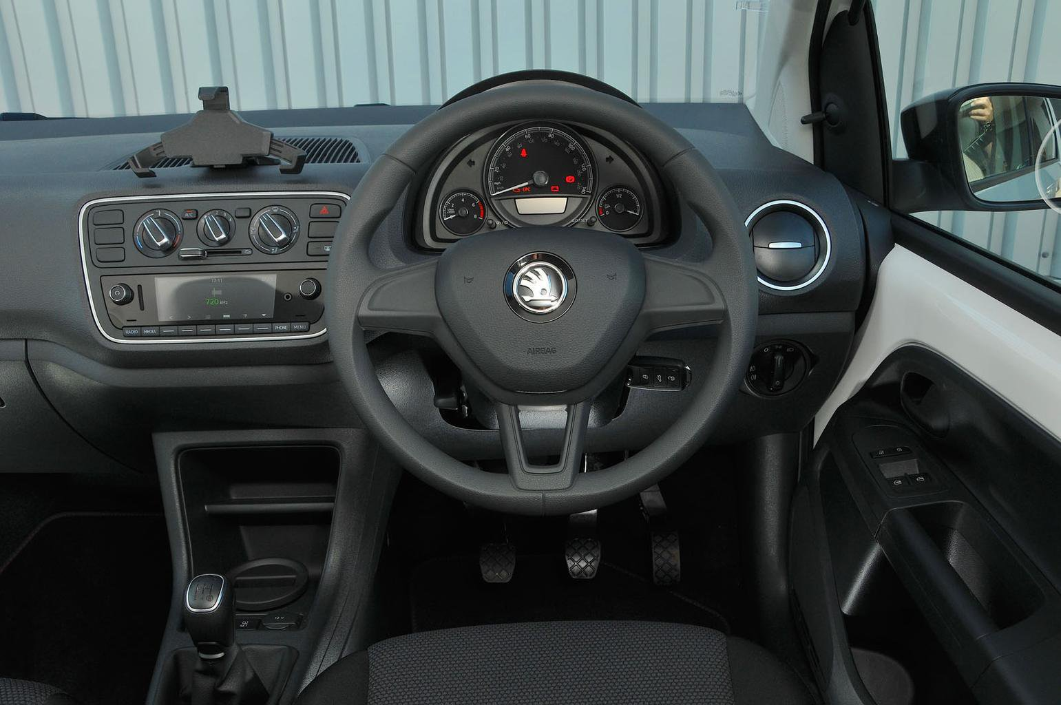 Skoda Citigo - interior