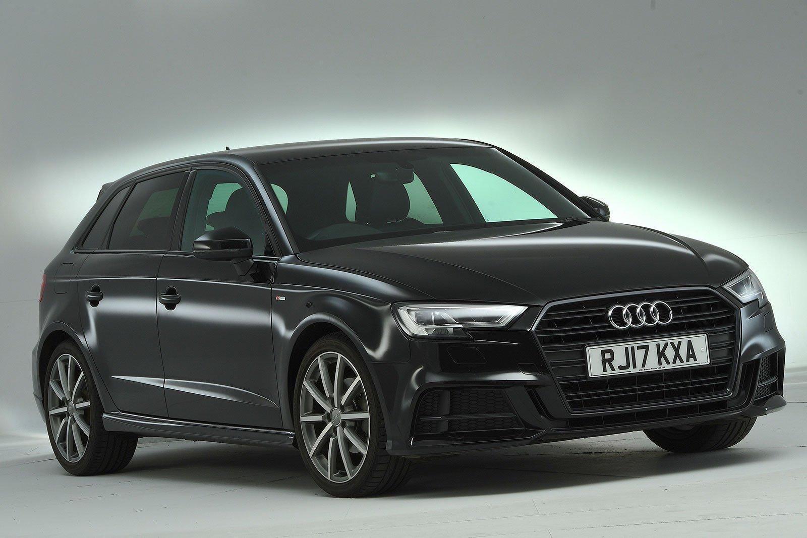 Audi A3 Sportback (2013-present)