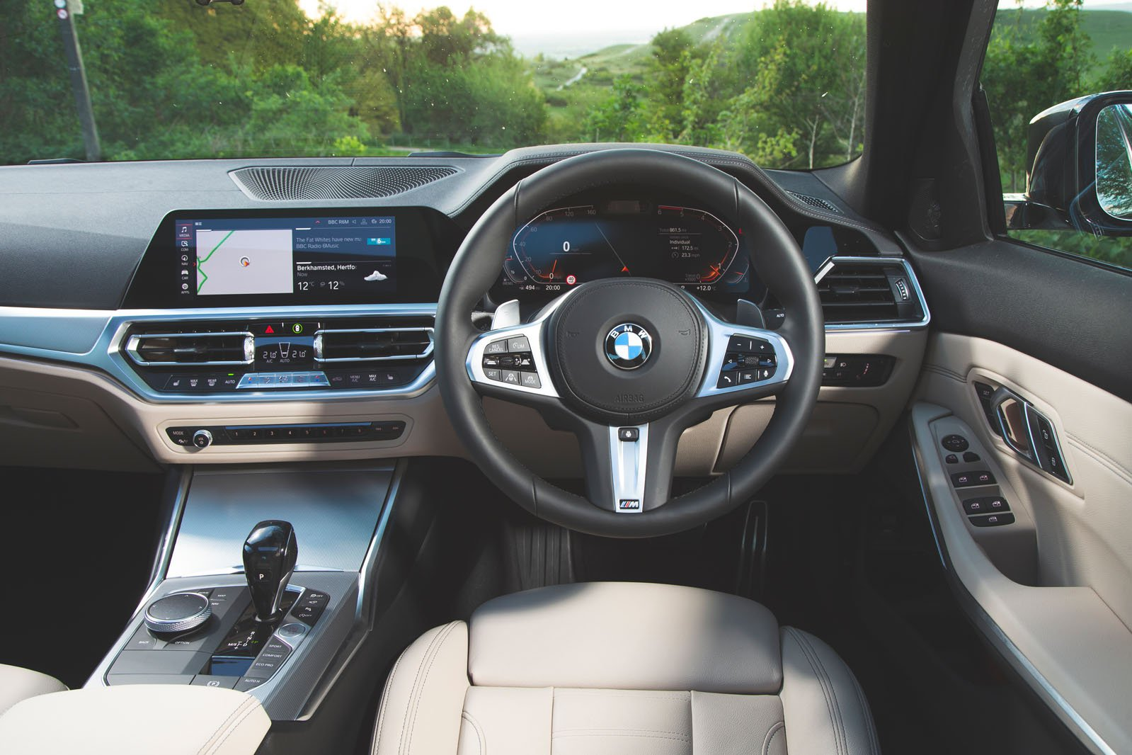 BMW 3 Series 320d Sport auto - interior