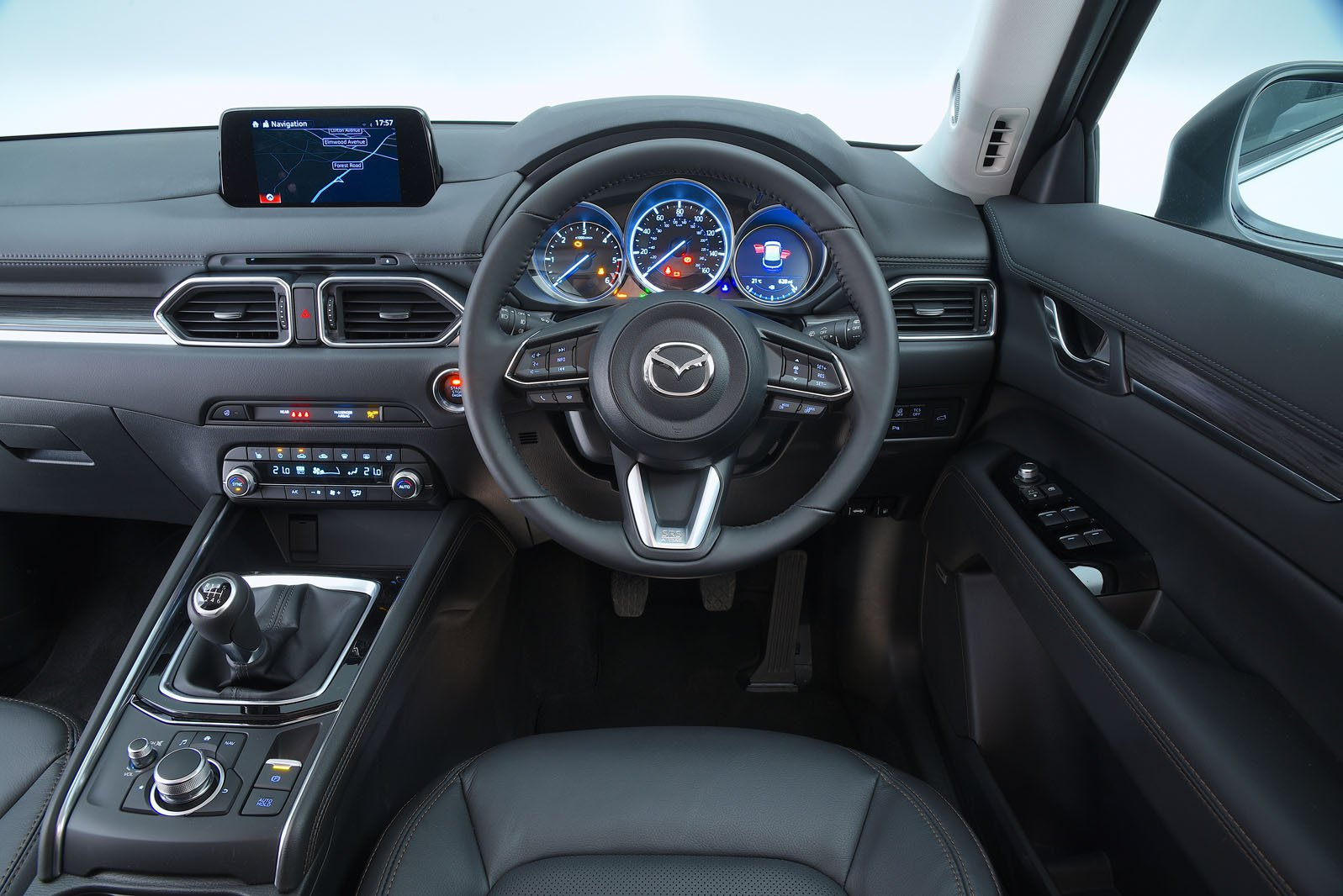 Mazda CX-5 - interior
