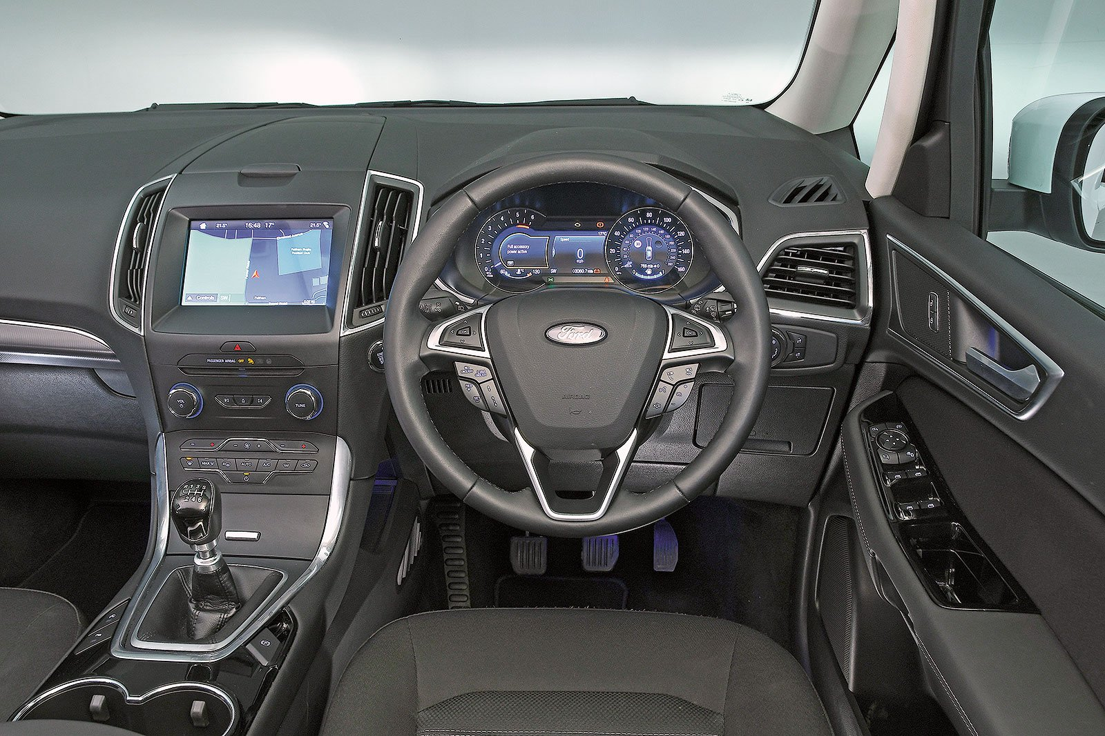 Ford Galaxy (2015-present) - interior