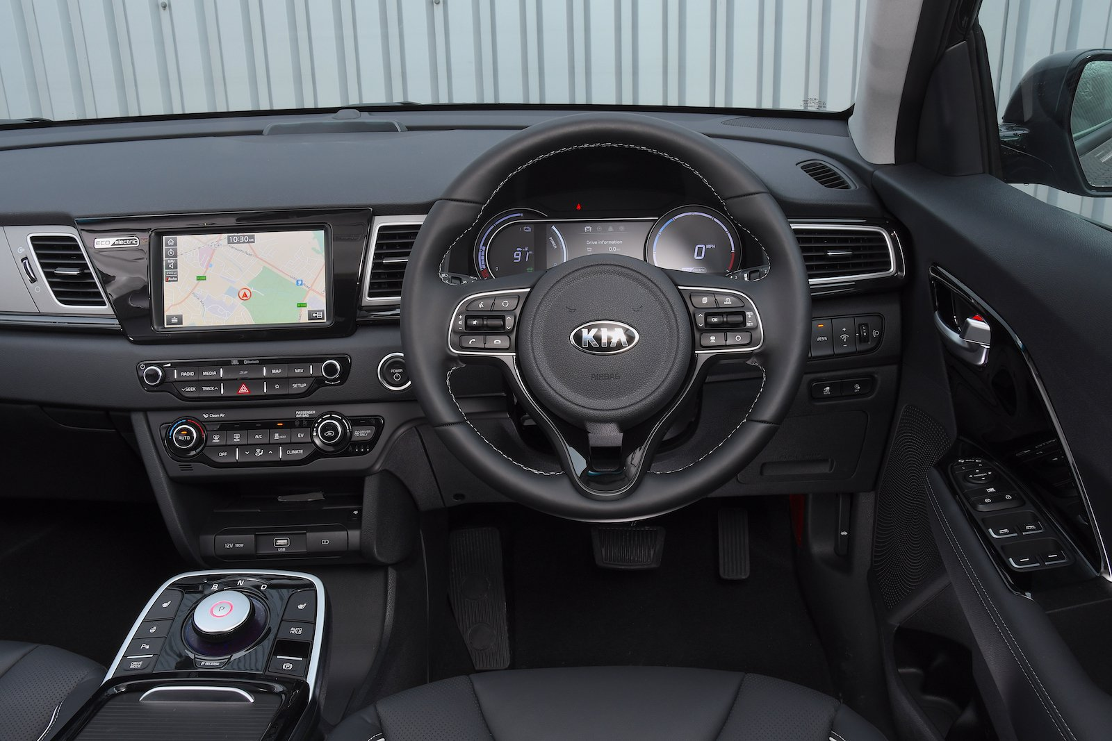 Kia e-Niro 150kW First Edition - interior