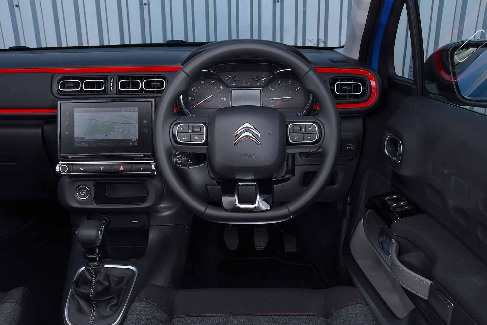 Citroën C3 - interior