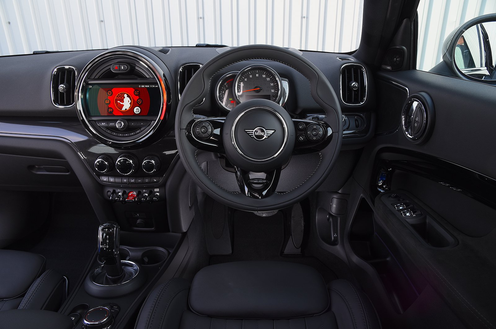 Mini Countryman - interior