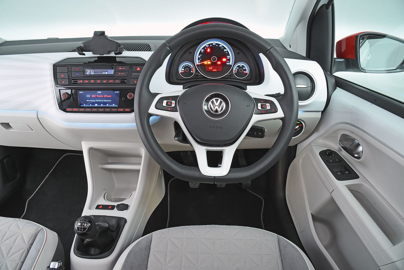 Volkswagen Up (2012-present) - interior