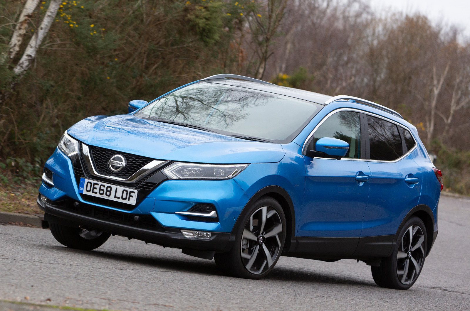 Nissan Qashqai 1.3 DIG-T N-Connecta [Executive Pack]