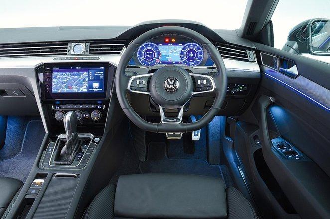 Volkswagen Arteon - interior