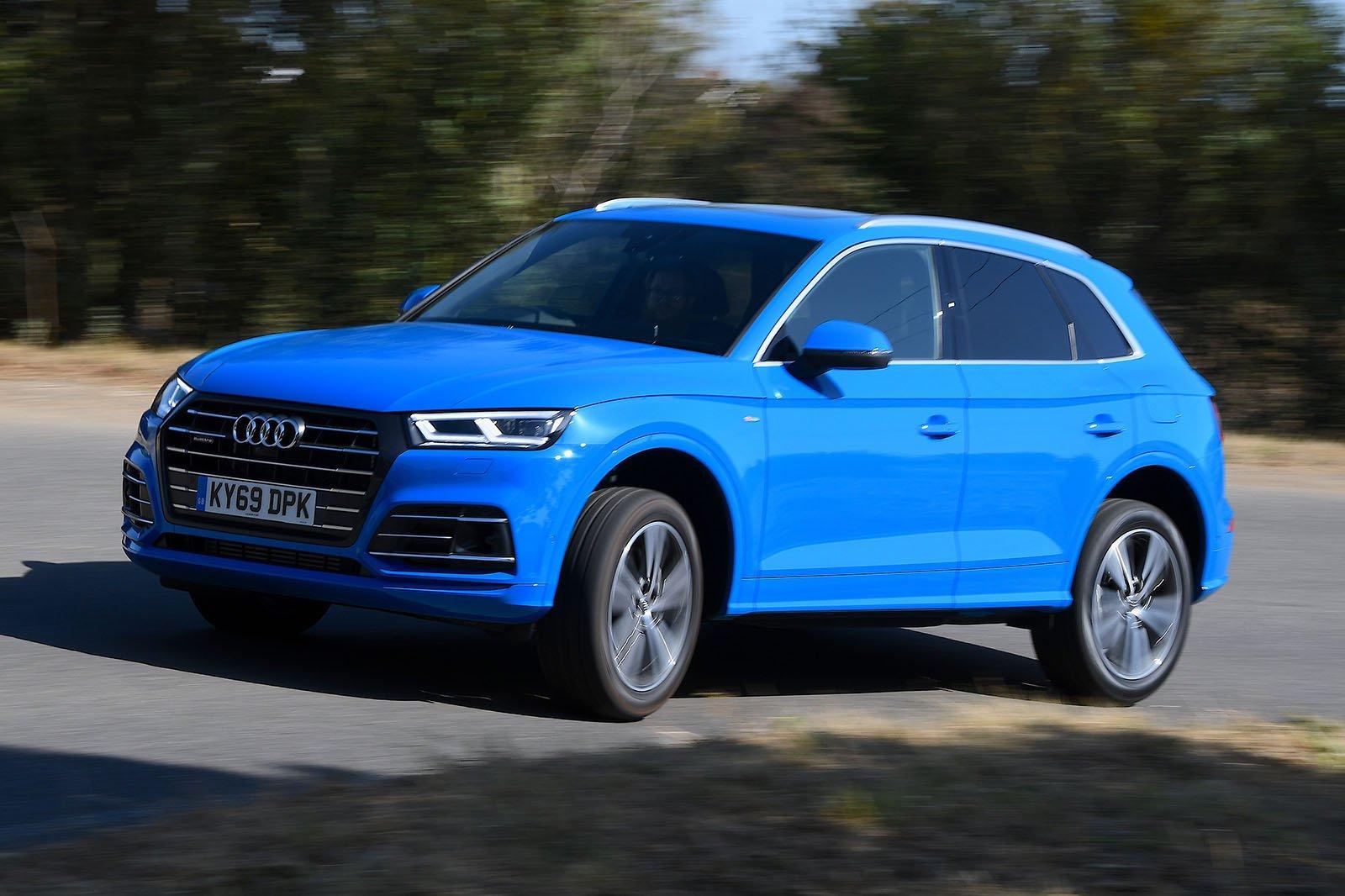 2019 Audi Q5 55 TFSIe verdict | What Car?