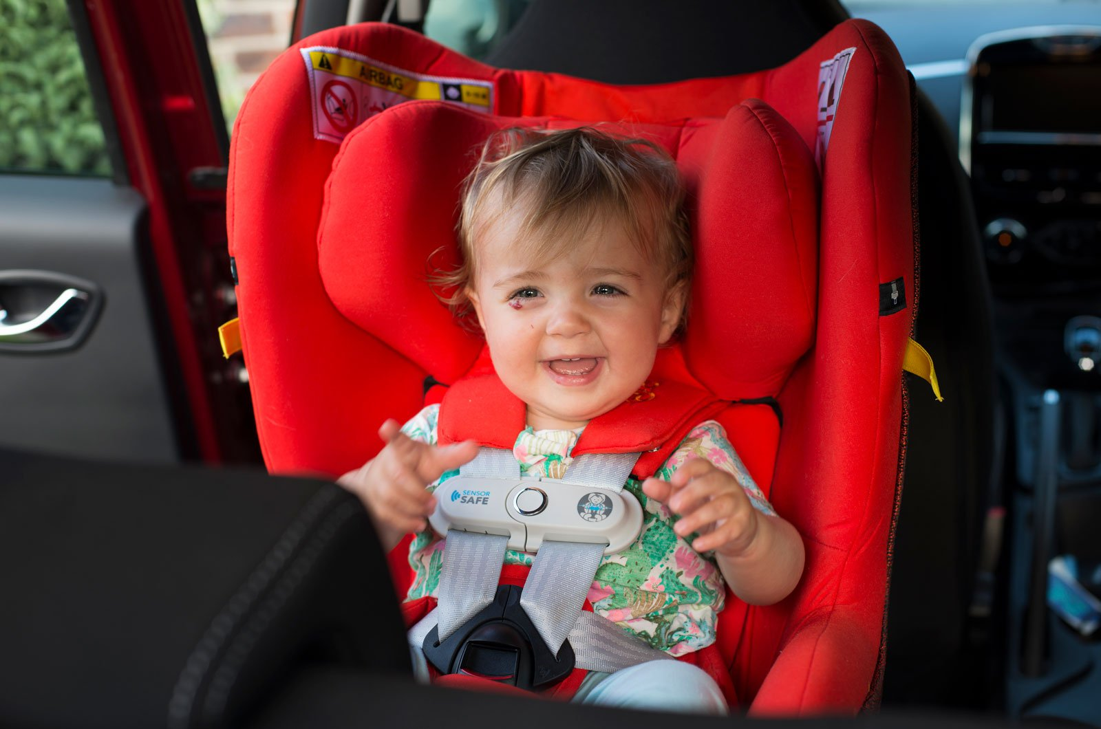 Cybex Sirona child seat