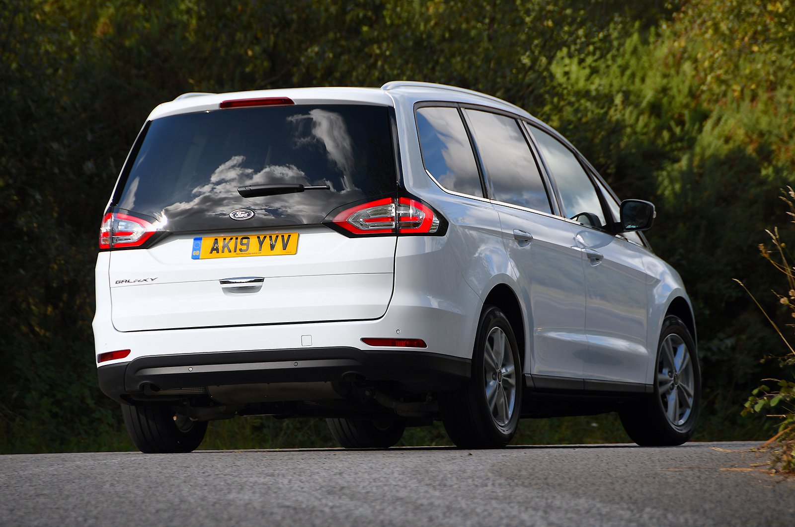 Used Ford Galaxy rcorn