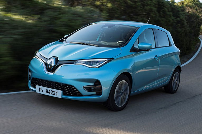 2020 Renault Zoe review