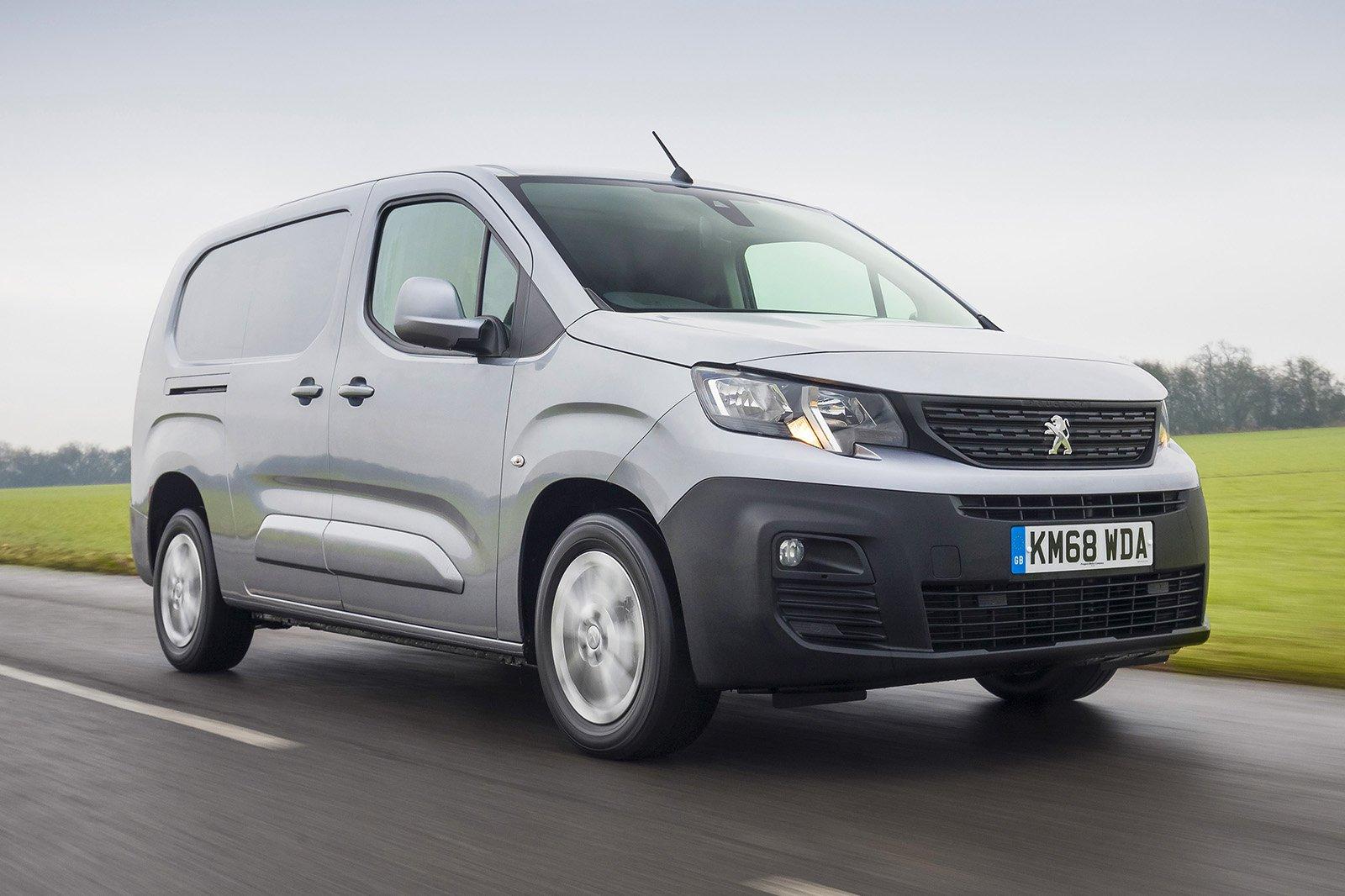 Peugeot Partner front